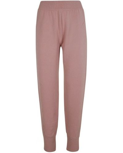 Różowe spodnie Alberta Ferretti