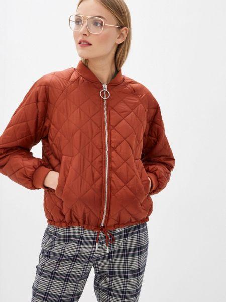 Утепленная куртка демисезонная весенняя Ichi