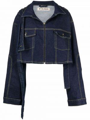 Niebieskie jeansy Ottolinger