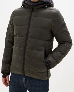 Зимняя куртка осенняя зеленая Blend
