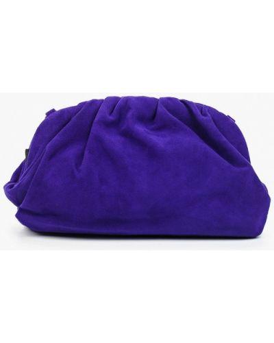 Фиолетовый клатч Vitacci