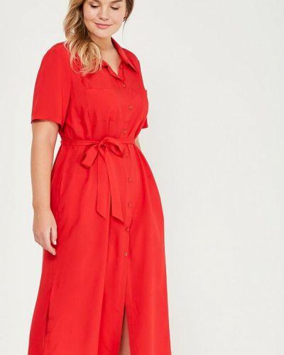 Красное платье Svesta