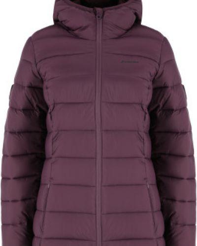 Куртка с капюшоном - фиолетовая Demix