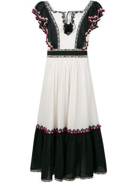Czarna sukienka bawełniana Talitha