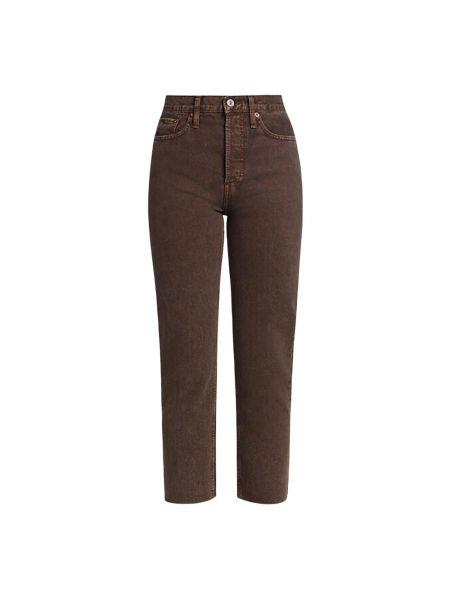 Brązowe mom jeans Re/done