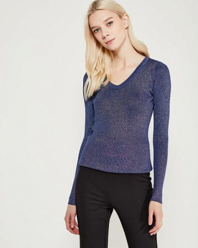 Синий пуловер Conso Wear