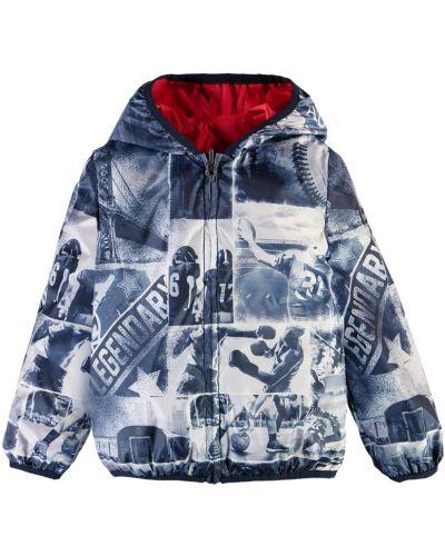 Серая куртка Brums