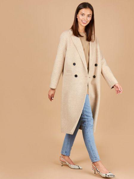 Пальто с воротником пальто 12storeez