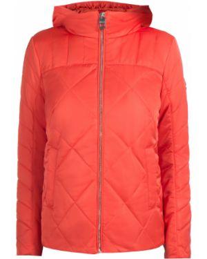 Утепленная куртка красная с подкладкой Finn Flare