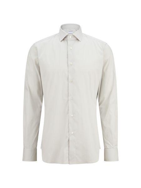 Beżowa koszula Xacus