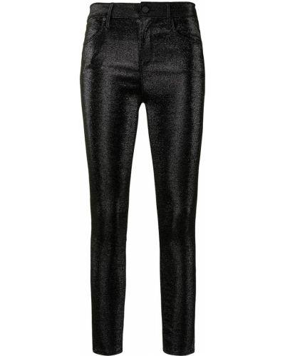 Klasyczne czarne spodnie klasyczne bawełniane Rta