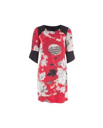 Платье весеннее из вискозы Class Cavalli