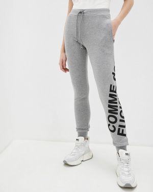 Спортивные брюки - серые Comme Des Fuckdown