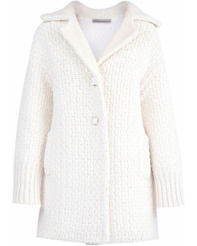 Пальто из альпаки свободное Ermanno Scervino