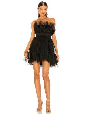 Czarna sukienka tiulowa Katie May