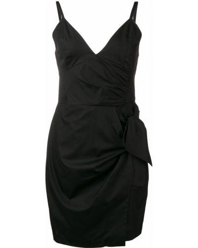 Платье миди с вырезом приталенное Victoria, Victoria Beckham