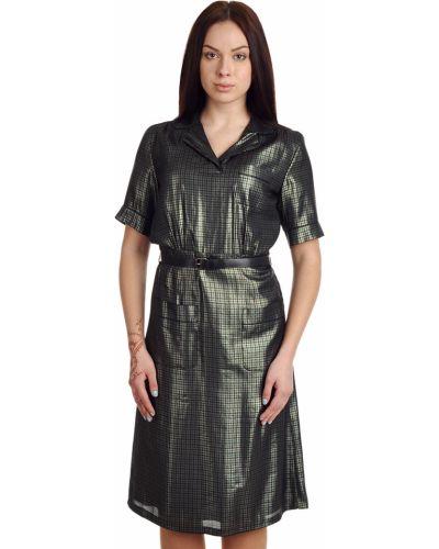 Платье осеннее шелковое Marc Jacobs