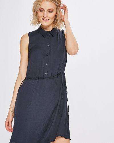 Платье мини на пуговицах Vero Moda