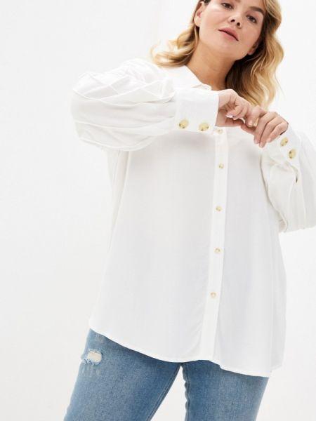 Блузка белая осенняя Ovs