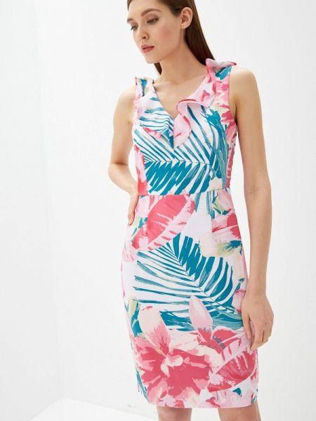 Розовое платье Dorothy Perkins Curve