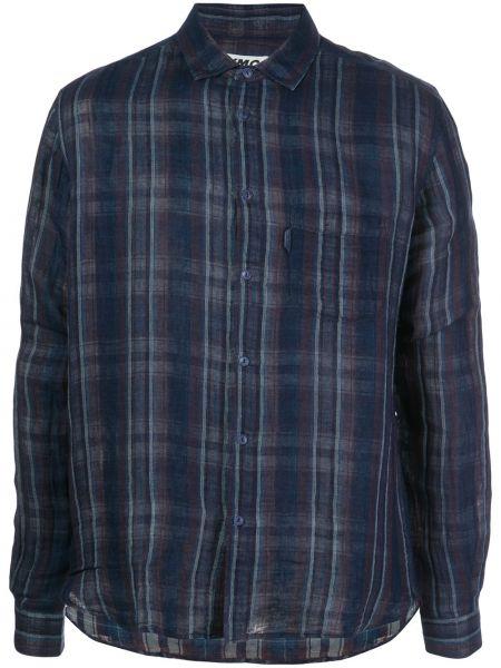 Koszula z długim rękawem długa z mankietami Ymc