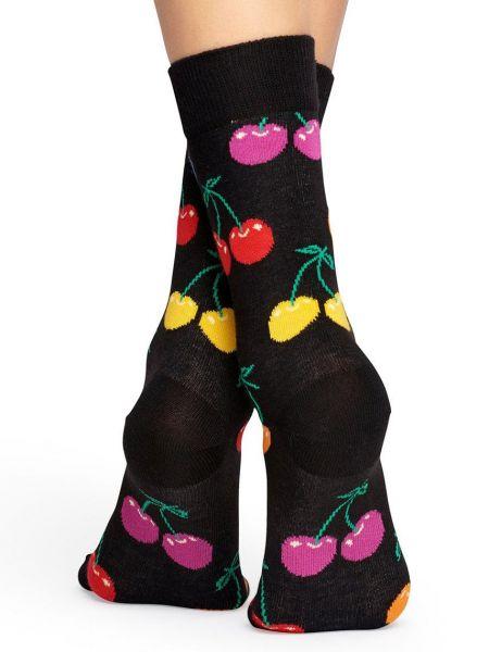 Красные носки Happy Socks
