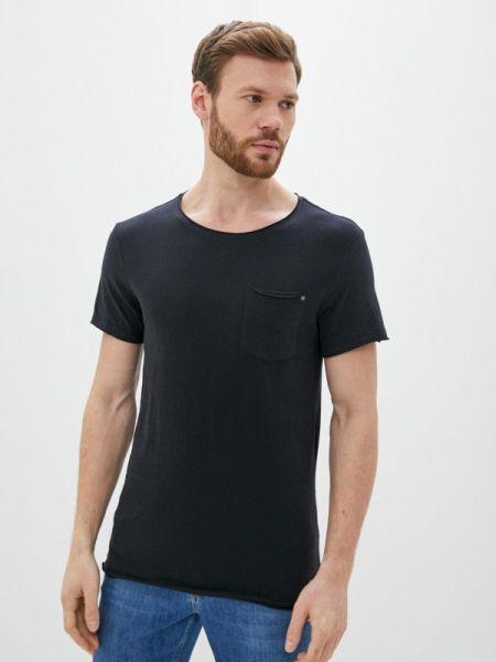 Черная футболка Blend