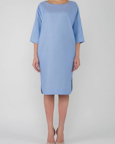 Голубое платье Mona Moon