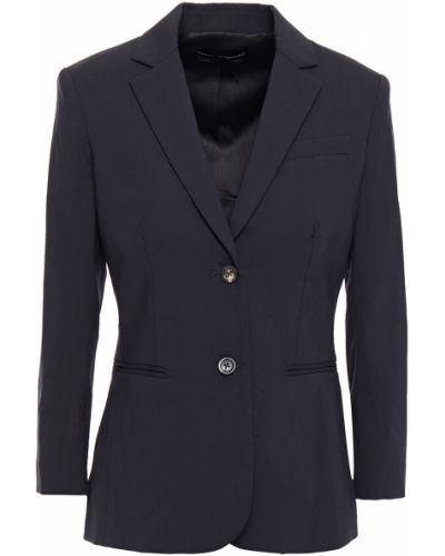 Шерстяной пиджак с карманами The Row