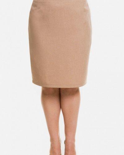 Бежевая юбка Venusita