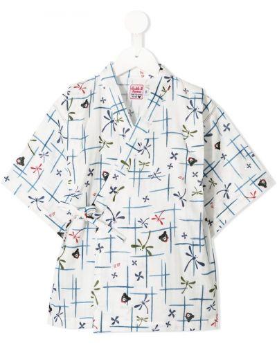 Белая пижама Miki House