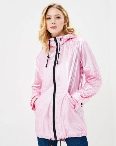 Розовая куртка облегченная Modis