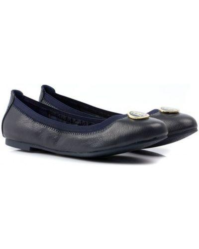 Балетки на каблуке Tommy Hilfiger