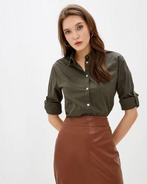 Рубашка - зеленая Nice & Chic