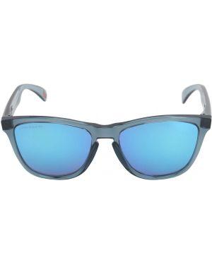 Okulary przeciwsłoneczne dla wzroku skórzany szkło Oakley