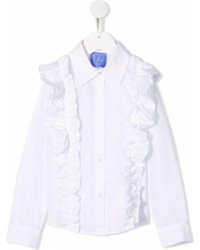 Рубашка белый Stella Jean Kids