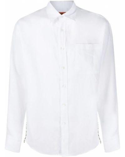 Biała koszula Missoni