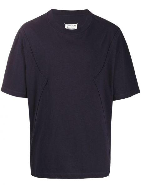 Koszula krótkie z krótkim rękawem przeoczenie za pełne Maison Margiela