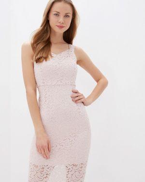 Платье розовое прямое Vivaldi