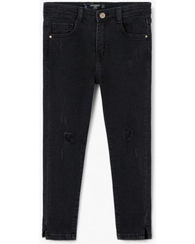 Черные джинсы Mango Kids