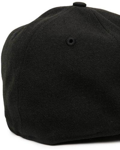 Шерстяная черная кепка Helmut Lang