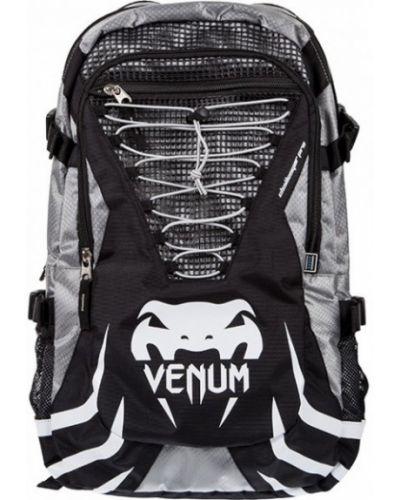 Рюкзак спортивный черный маленький Venum
