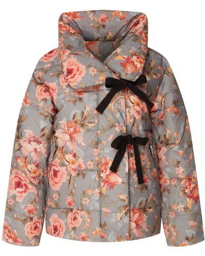 Стеганая куртка с запахом на молнии Paul & Joe Sister