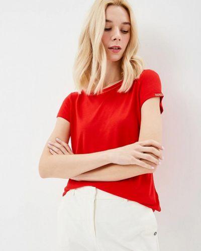 Красная футболка 2019 Patrizia Pepe
