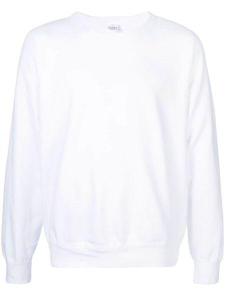 Белая толстовка с вырезом Save Khaki United