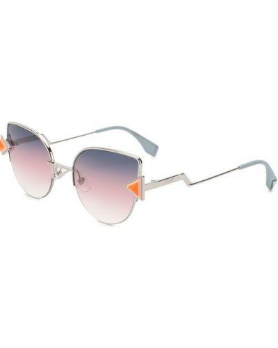 Солнцезащитные очки стеклянные Fendi