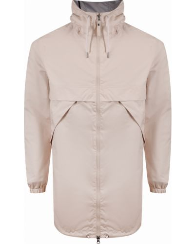 Повседневная белая куртка из плащевки Helly Hansen