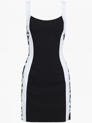 Платье мини - черное Just Cavalli