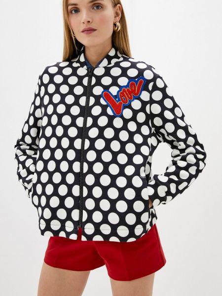 Куртка весенняя облегченная Love Moschino