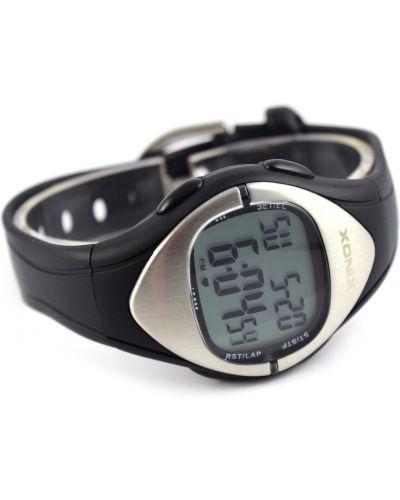 Zegarek sportowy - czarny Xonix